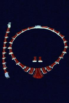 Collier -Set  ESA004-1