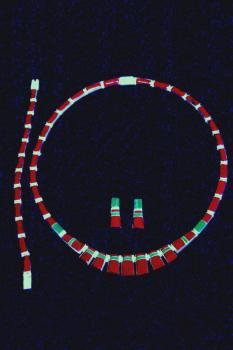Collier -Set  ESA032