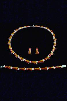 Collier -Set  ESA014-1