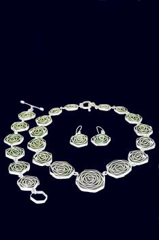 Collier-Set  TZR423