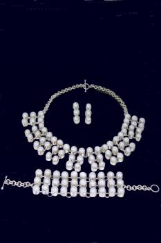 Collier -Set  TZR411