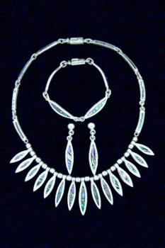 Collier-Set  TZR181