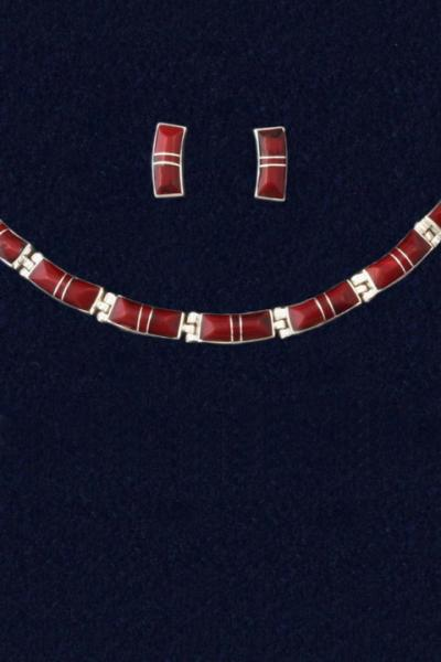 Collier -Set  ESA020-4